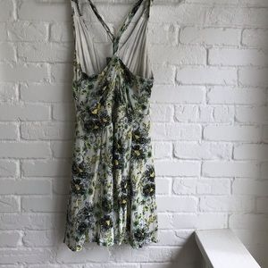 Free people floral summer dress small